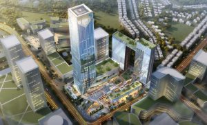 KONE wins order for a mixed-use development in Guangzhou, Guangdong province in China