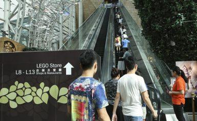 Lift firm Otis fined HK$320,000 over Hong Kong shopping center escalator mishap that harmed 18