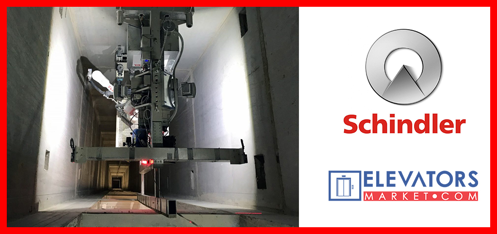 Schindler debuts breakthrough robotic system for elevators (R.I.S.E)